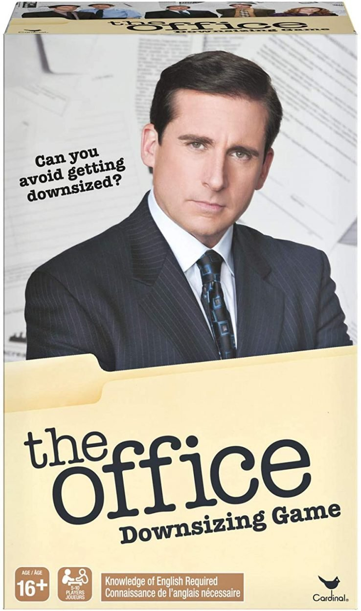 The Office Downsizing Board Game