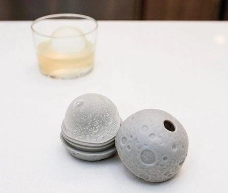 Moon Ice Ball Mold