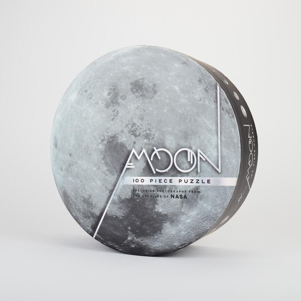NASA Moon Puzzle
