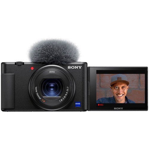 Sony ZV-1: Camera for Vloggers