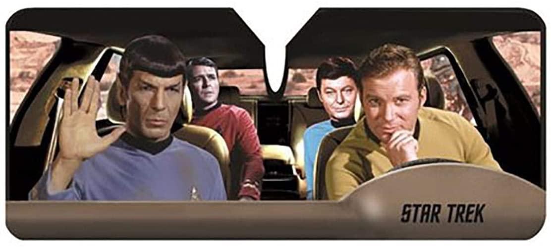 Star Trek Sun Shield
