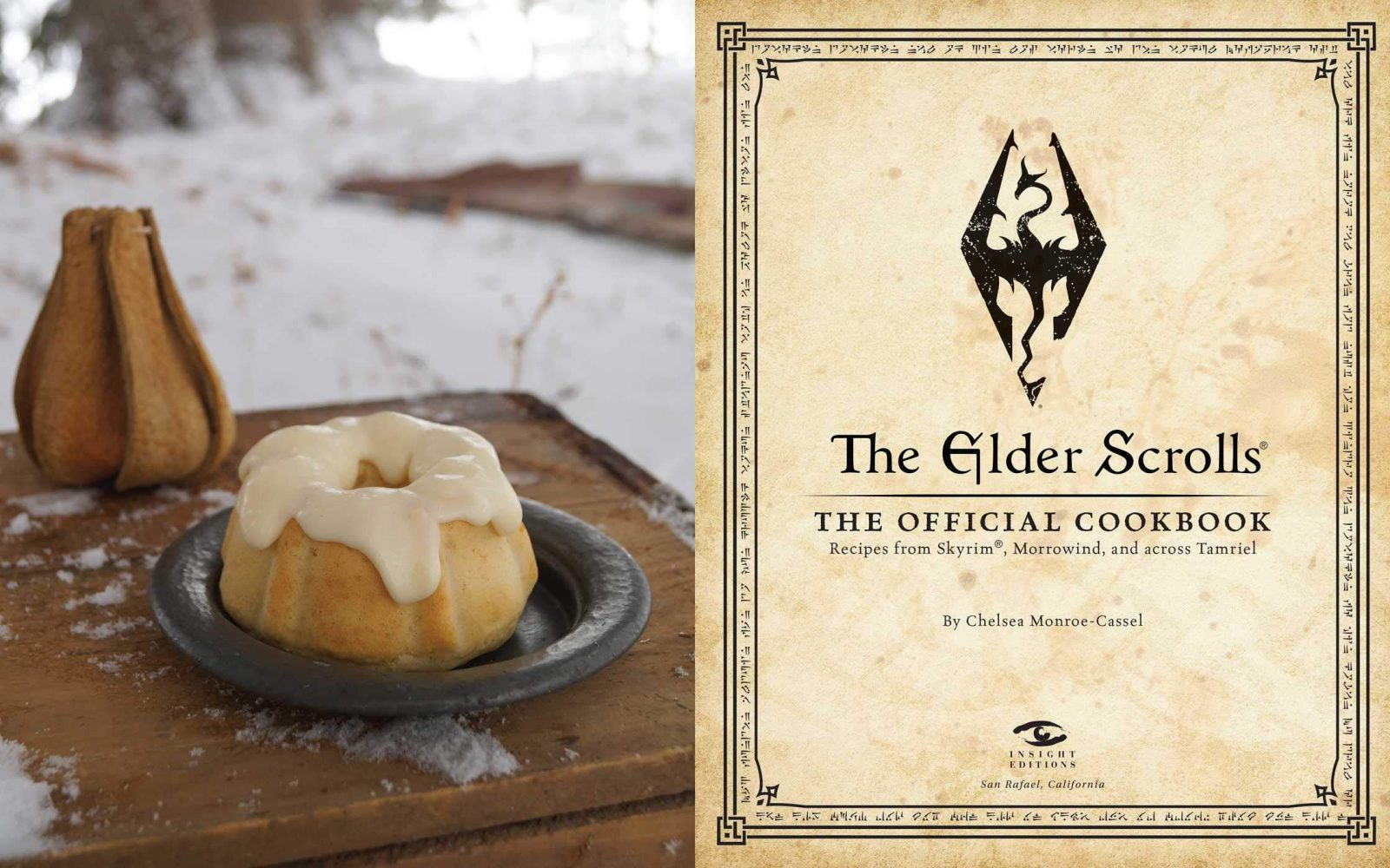 The Elder Scrolls Official Cookbook