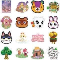 Animal Crossing New Horizons Stickers