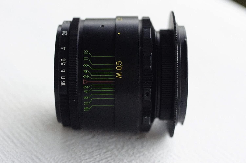 HELIOS-44-2 58mm Camera Lens