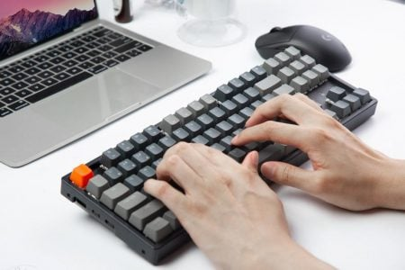 Keychron K8 Mechanical Keyboard