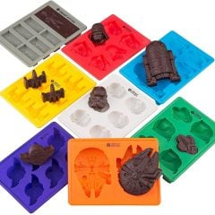 Star Wars Ice Cube Molds