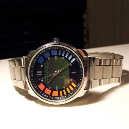 GoldenEye 64 James Bond Replica Watch