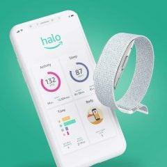 Amazon Halo Wellness Band