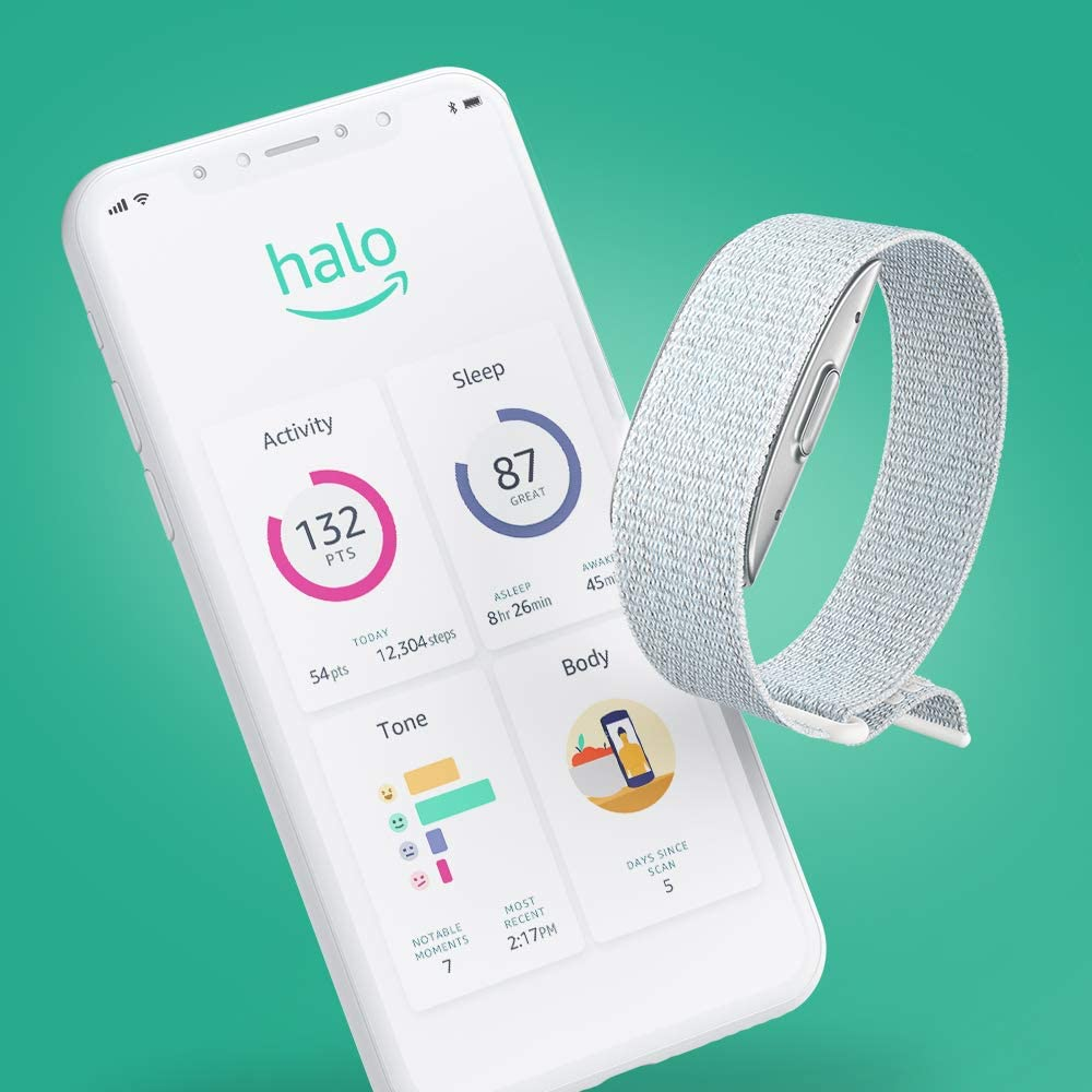 Amazon Halo Wellness Band