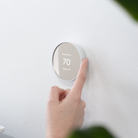 All-New Nest Thermostat for 2020