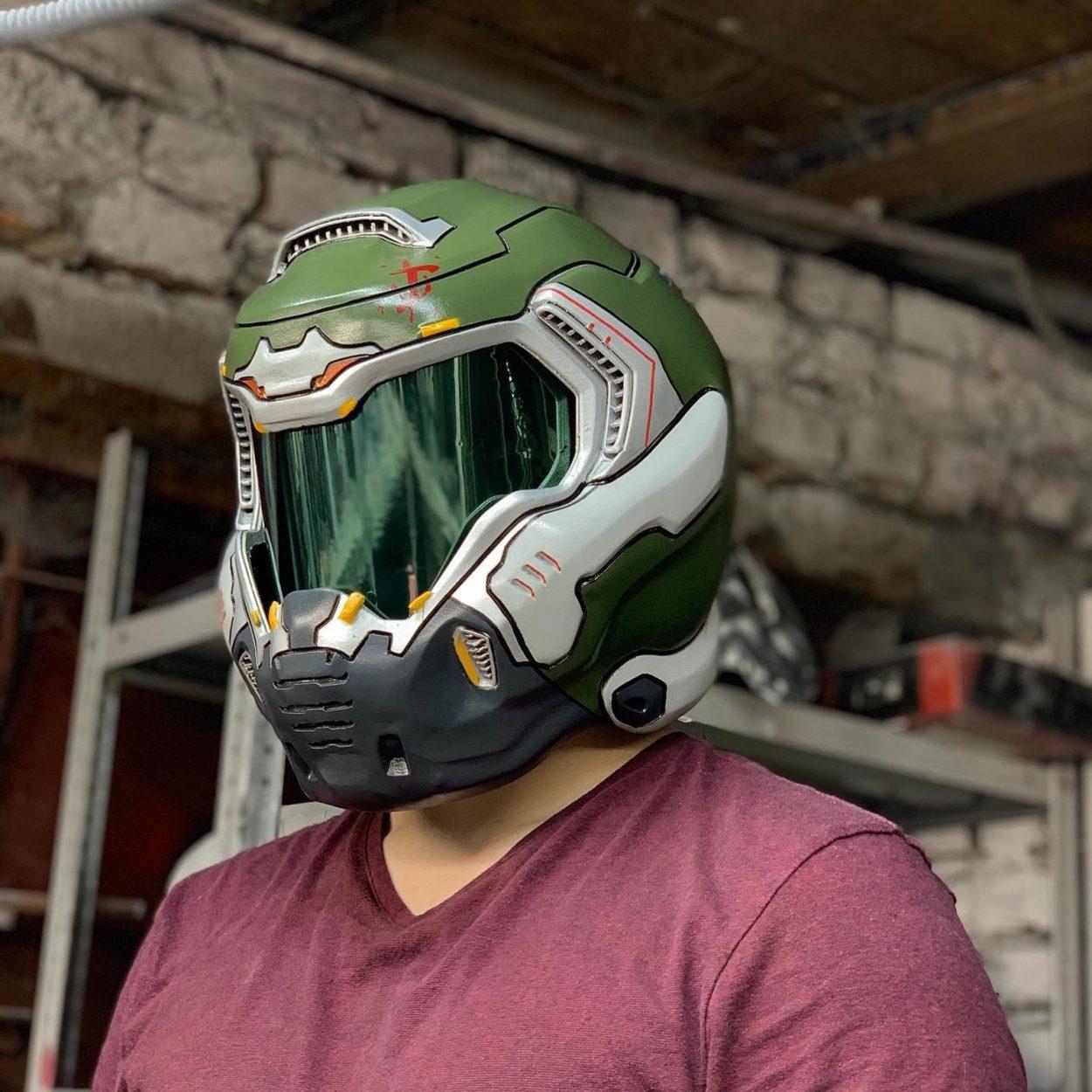 Doom 4 Helmet