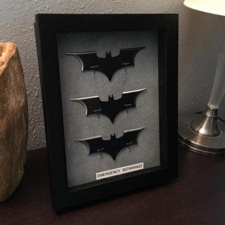 Emergency Batarangs