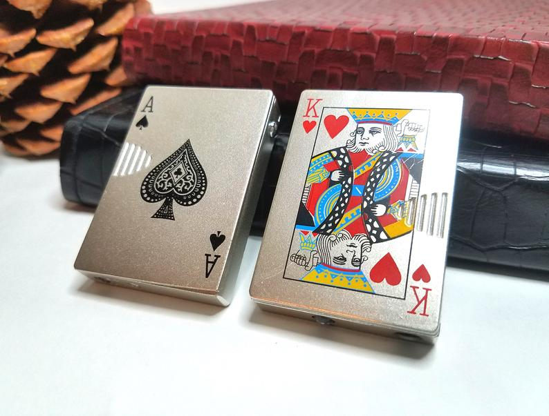 Deck of Playing Cards Lighter
