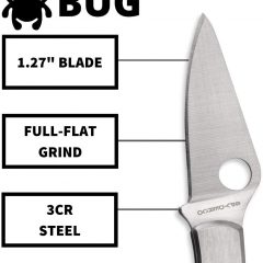 Spyderco Bug: Mini Knife