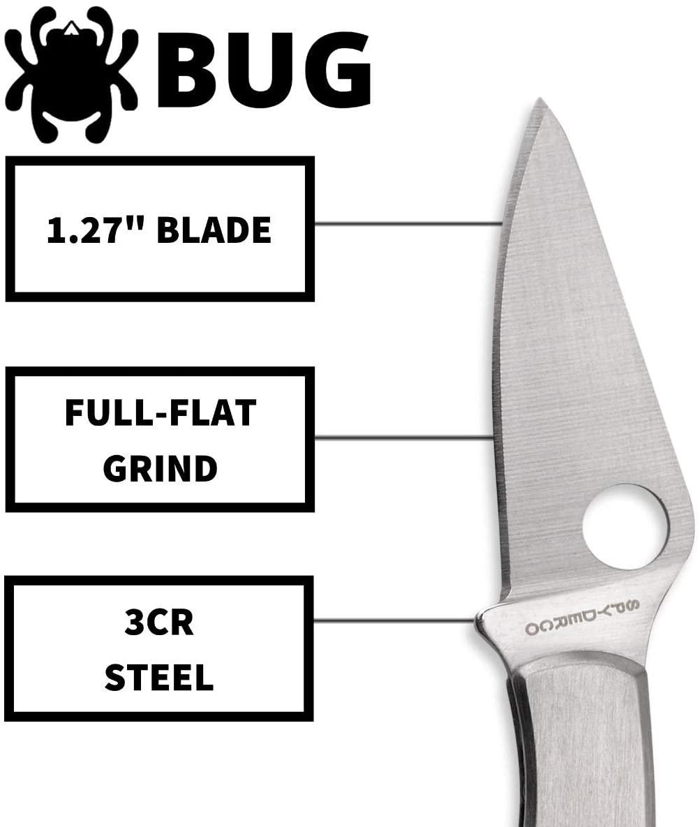 Spyderco Bug: Mini Knife