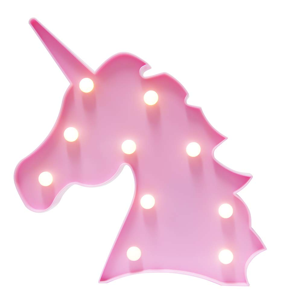 Unicorn Battery Powered LED Light