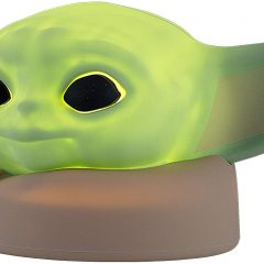 Baby Yoda Night Light