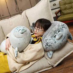 Chubby Seal Pillow