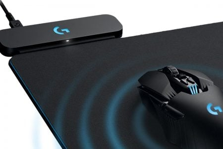 Logitech Wireless Gaming Mouse Charging Pad