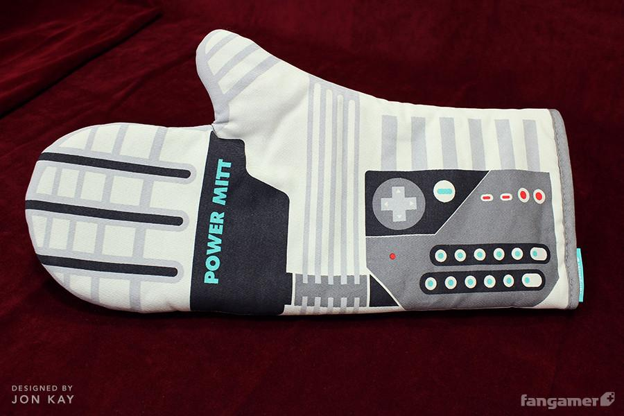 Power Glove Oven Mitt