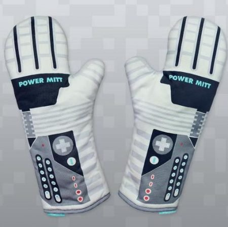 Power Glove Oven Mitt