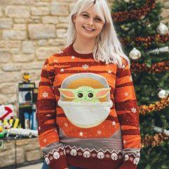 Star Wars: The Mandalorian The Child Christmas Sweater
