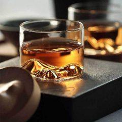 Mountain Whisky Glass