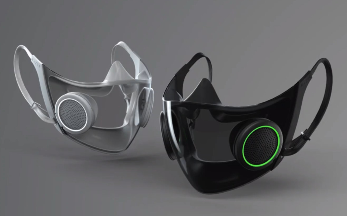 Razer Project Hazel Face Mask