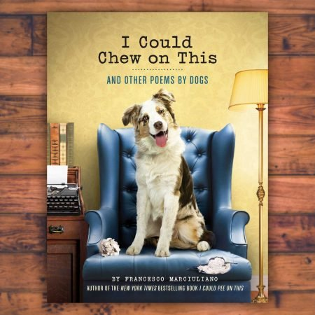 Dog Poetry Book
