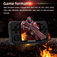 MJKJ Handheld Emulator Game Console