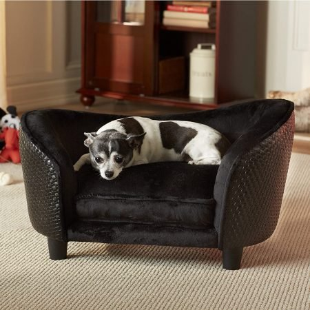 Tiny Doggy Snuggle Sofa